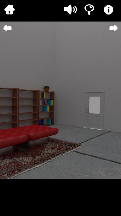 PsychoRoom -無料脱出ゲーム-のスクリーンショット_2