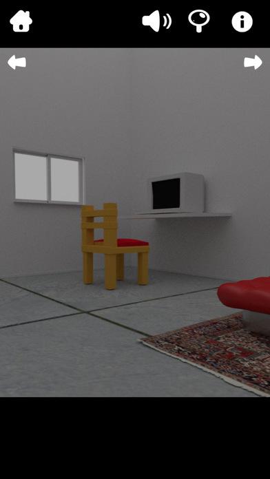 PsychoRoom -無料脱出ゲーム-のスクリーンショット_3