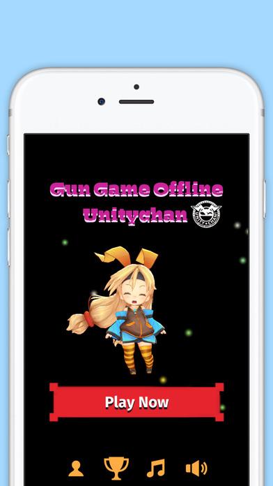 Gun Game Offline Unitychanのスクリーンショット_1
