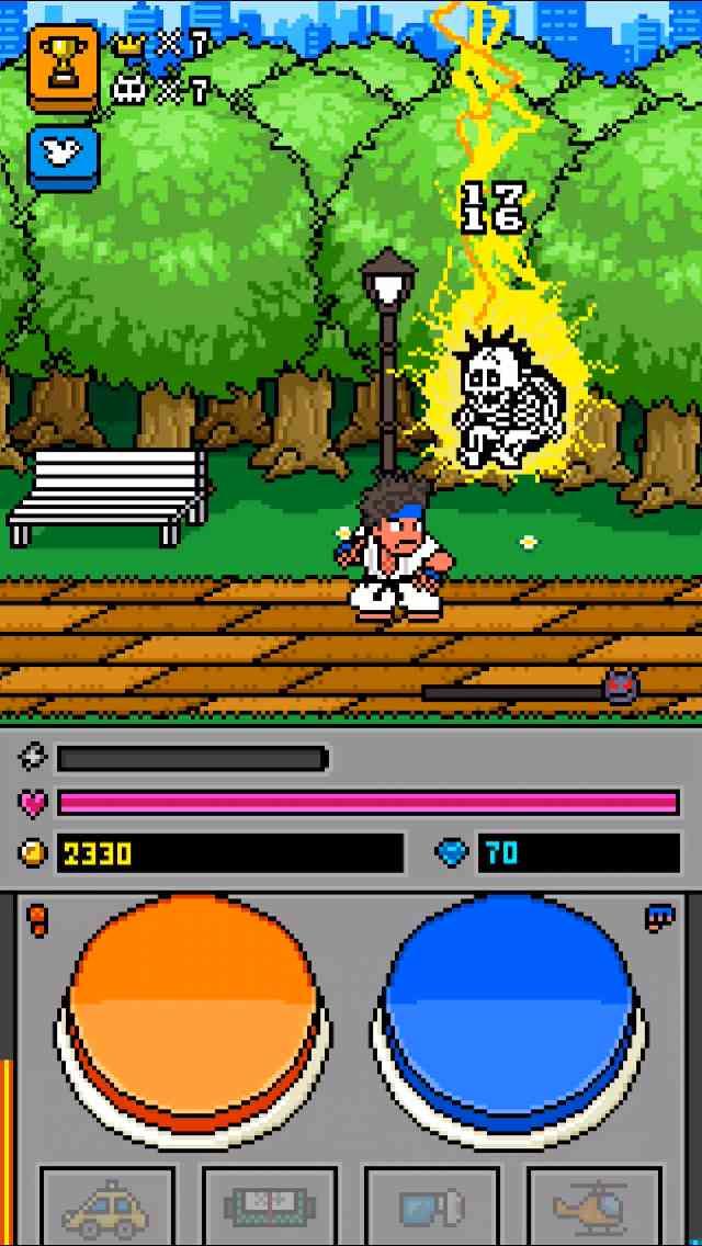 Punch Punch Kick Punchのスクリーンショット_5