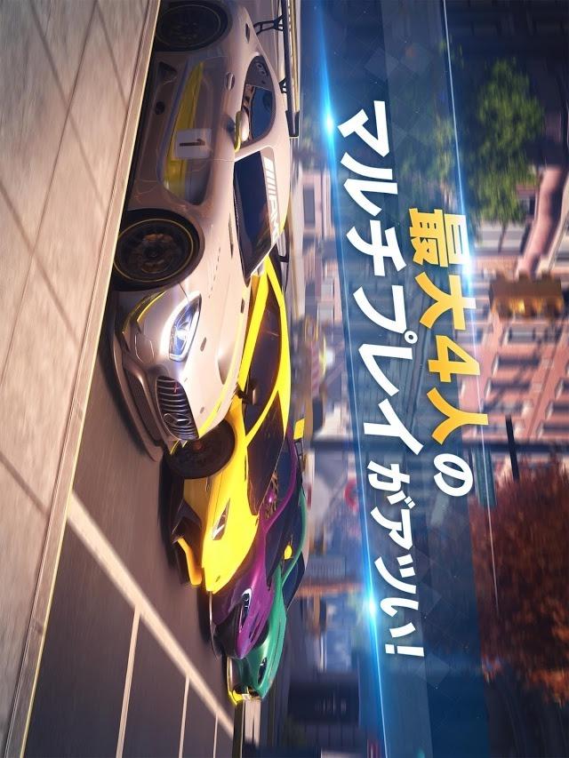 アスファルト:Street Storm Racingのスクリーンショット_2