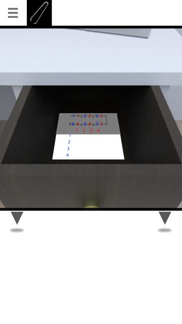 脱出ゲーム -白黒-のスクリーンショット_5